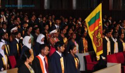 Institute of Advanced Technological Education SLIATE convocation