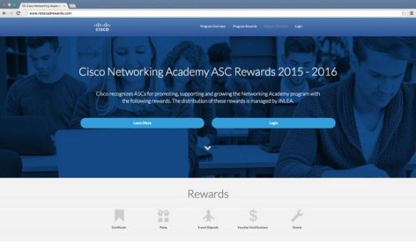 Cisco NetAcad Rewards - Guatman Studio