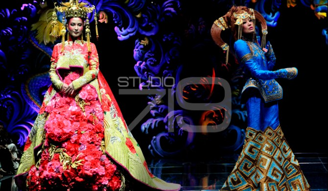 Asian Couture 2012
