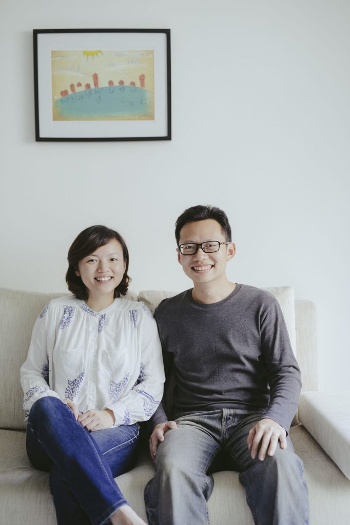 Huiwen & Kenneth