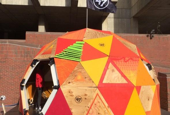 47 Brand Dome