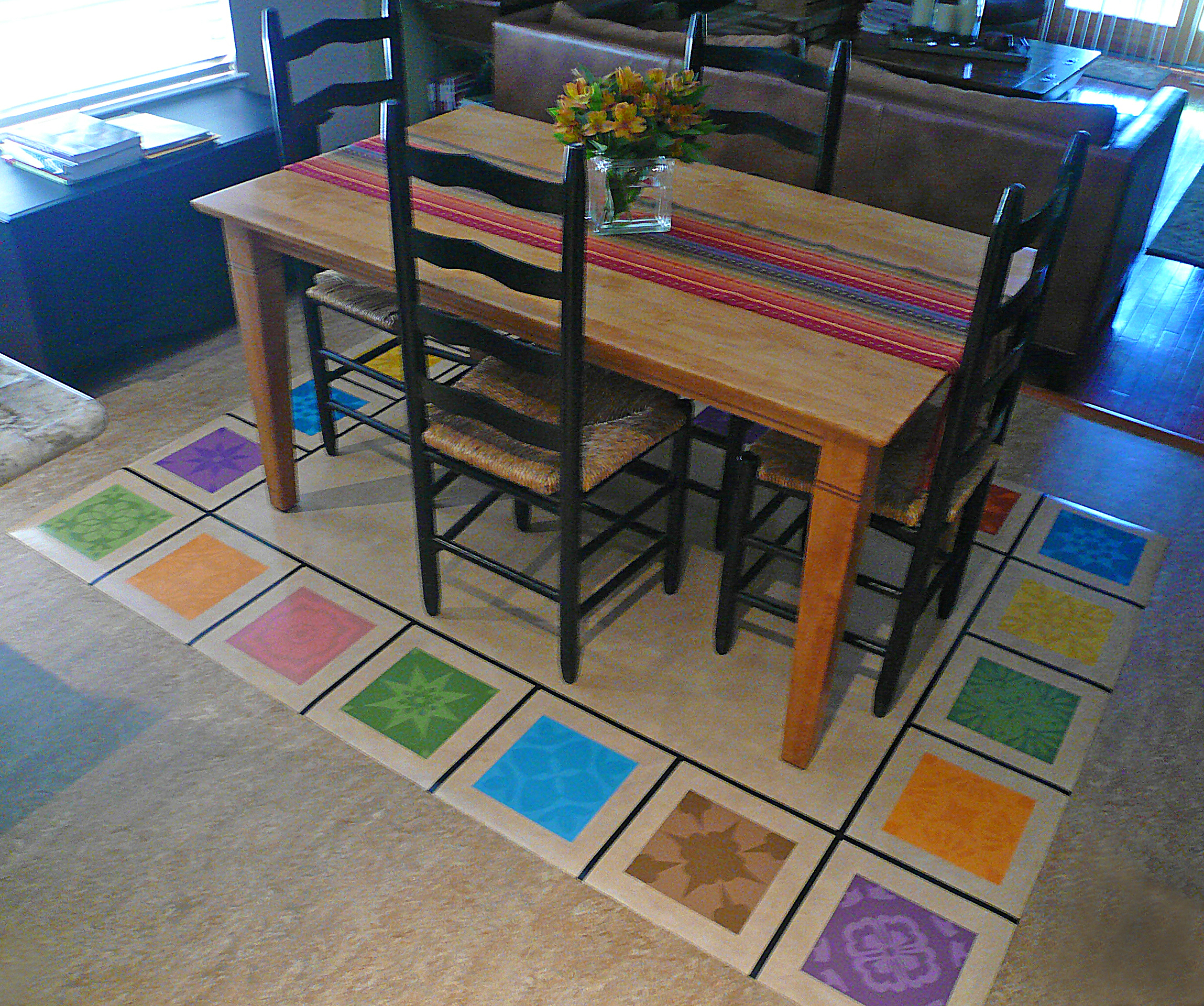 floor mats kitchen floor mat under table floor mat JHC kitchen2
