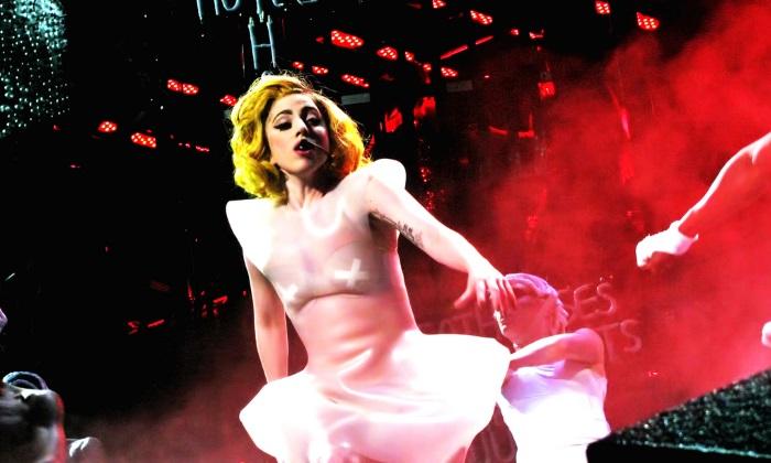 Lady Gaga is probably a man