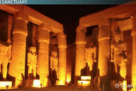 the luxor temple in egypt facts and overview1 112524