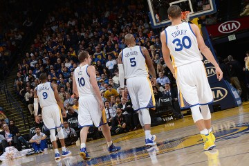 Why Are Golden State Fans Worried About the 57-6 Warriors?