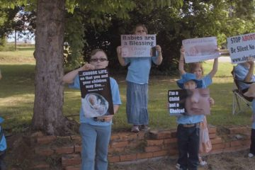 TRAPPED: Abortion Documentary Screening at UTSA