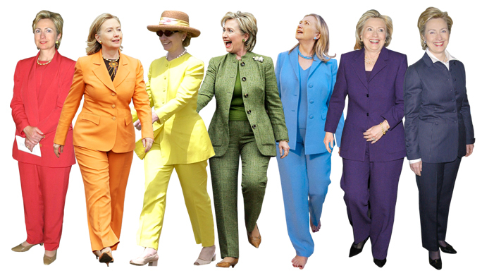 Hillary Clinton Clothing
