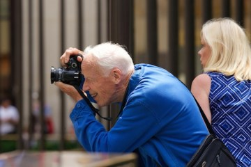 "Remembering ""New York Times"" Photographer Bill Cunningham, Original Hipster"