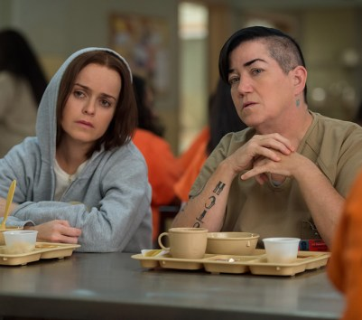 Orange is the New Black Scene