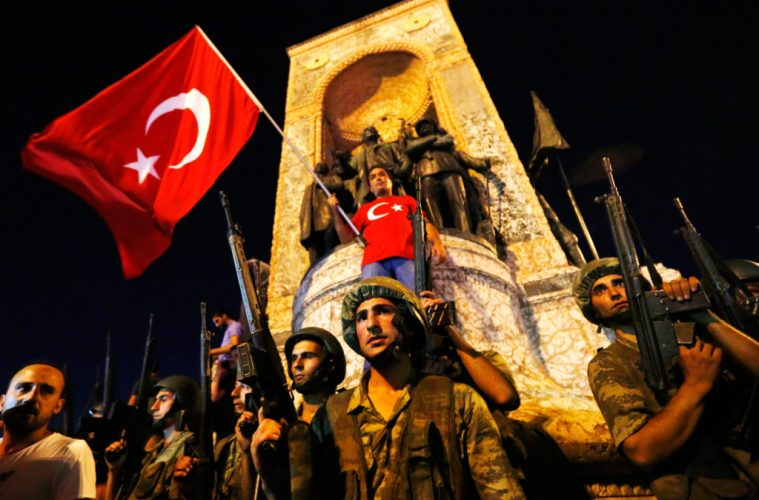The Aftermath of the Turkish Coup