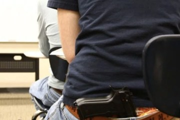 Campus Carry: What the First Few Weeks Have BeenLike