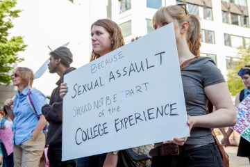 The Year That Campus Sexual Assault Ended
