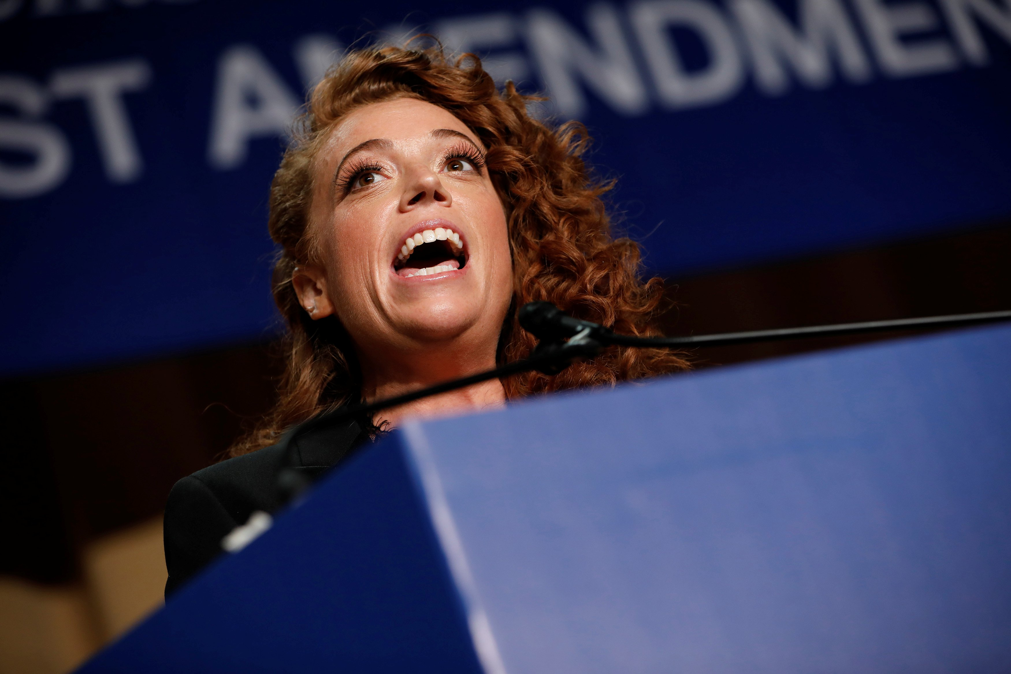 Backlash Against Comedian Michelle Wolf Is Ironic and Hypocritical