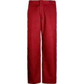 The Dutch love red pants