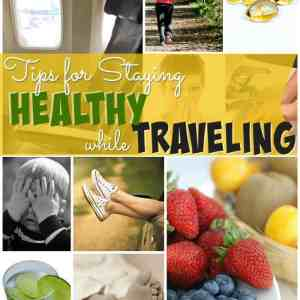 Don't get sick during your next vacation! Here are 10 tips to help you stay healthy during your travels | StuffedSuitcase.com