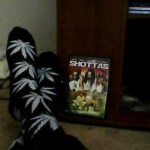 loudest weed socks eva