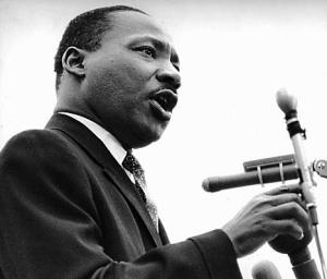 Martin Luther King Dream Speech 