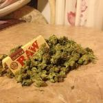 love RAW papers and marijuana
