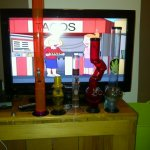 lots of bongs
