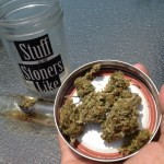 STUFF STONERS LIKE JAR and the steamroller