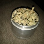 crush time for some weed and this grinder