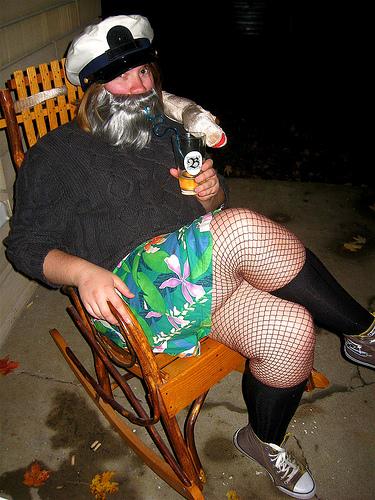 hemingway-costume