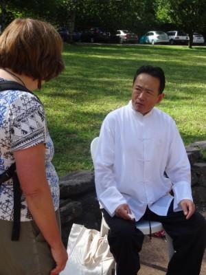 Dao-Meister Dr.Liu Dong