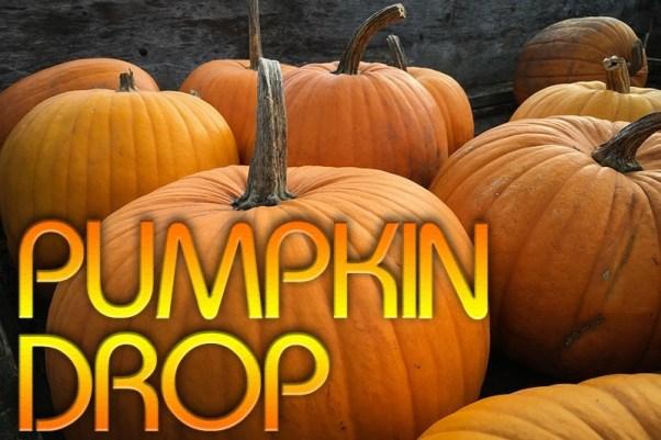 Pumpkin Drop