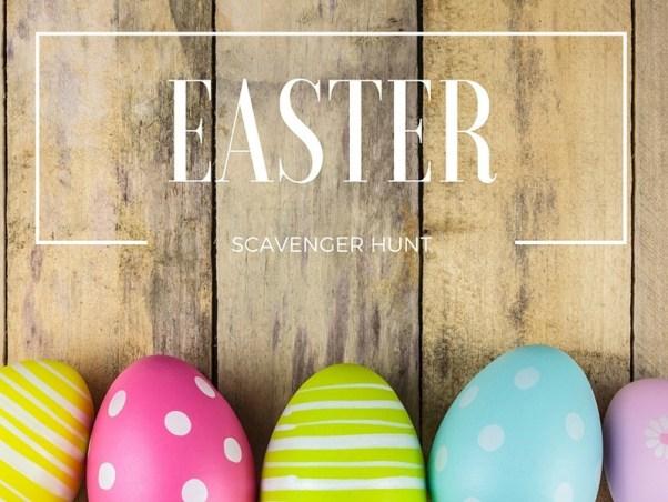Easter Scavenger Hunt