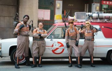 Saved from Ghostbusters.com. No photo credit on the site that I can find.