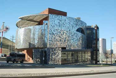 The American Visionary Art Museum in Baltimore MD. Saved from Bmoreart.com which has no additional credits.