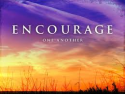 The Oil of Encouragement