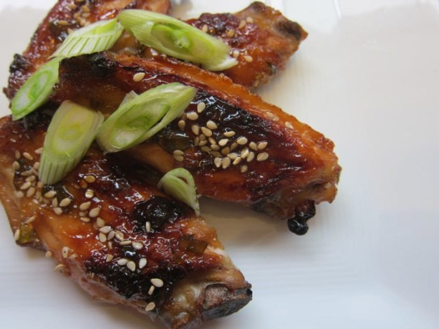 Orange Ginger Chicken Wings | stupideasypaleo.com