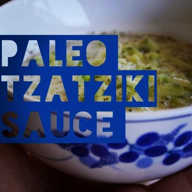 Paleo Tzatziki Sauce | stupideasypaleo.com