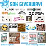 50k Instagram Giveaway   stupideasypaleo.com