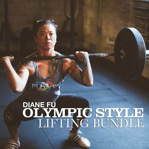 Learn Olympic Weightlifting—Diane Fu | stupideasypaleo.com