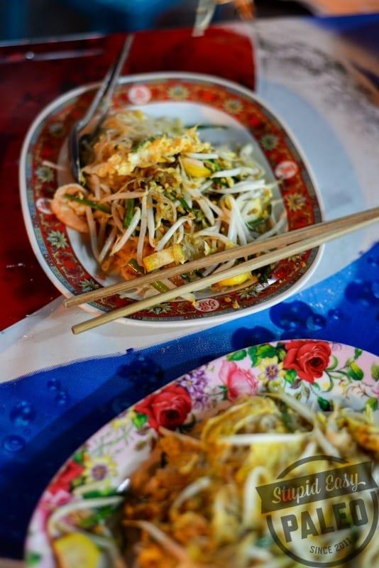Thai Culinary Adventure—Bangkok