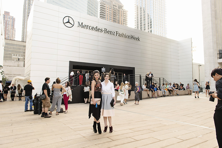 Day 1 MBFW What We Wore 11