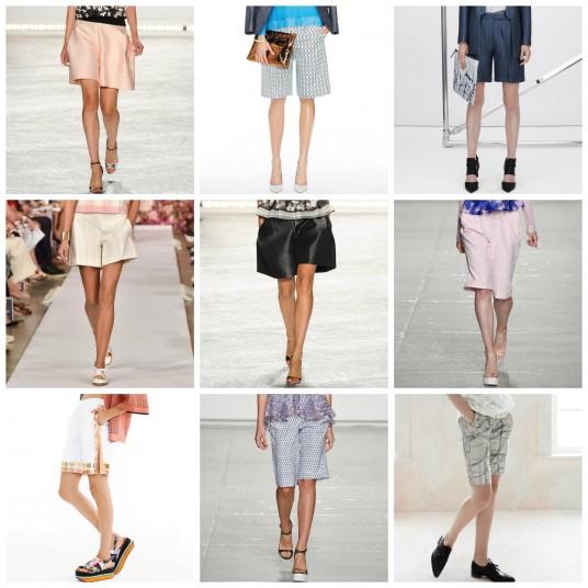 Shorts NYFW SS15