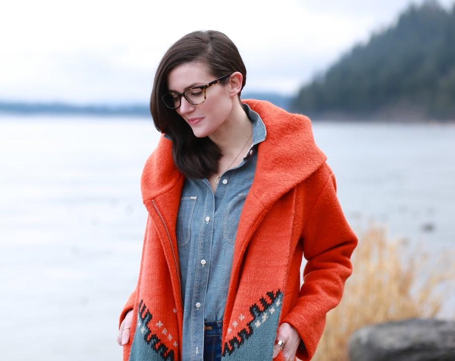 Orange Coat 2a
