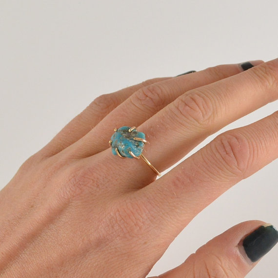 turquoise ring 19