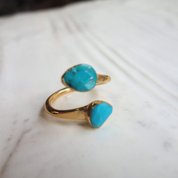 turquoise ring 9