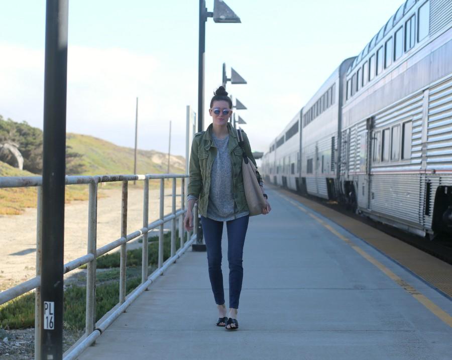 Beach Train 5b