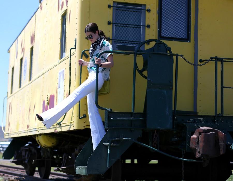 Train Flares 6a