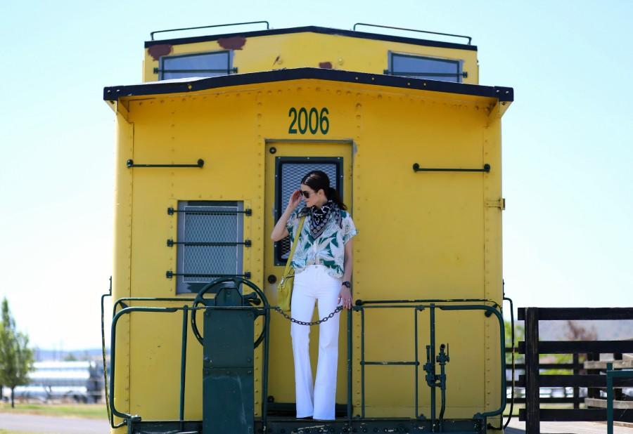 Train Flares 7a