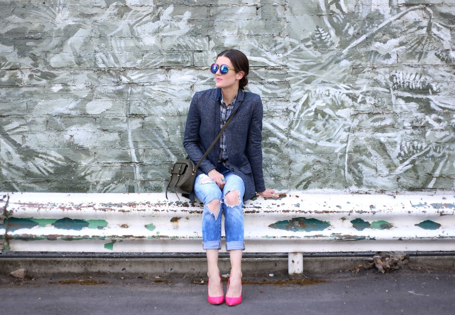 Blazer + Pink Shoes 4b