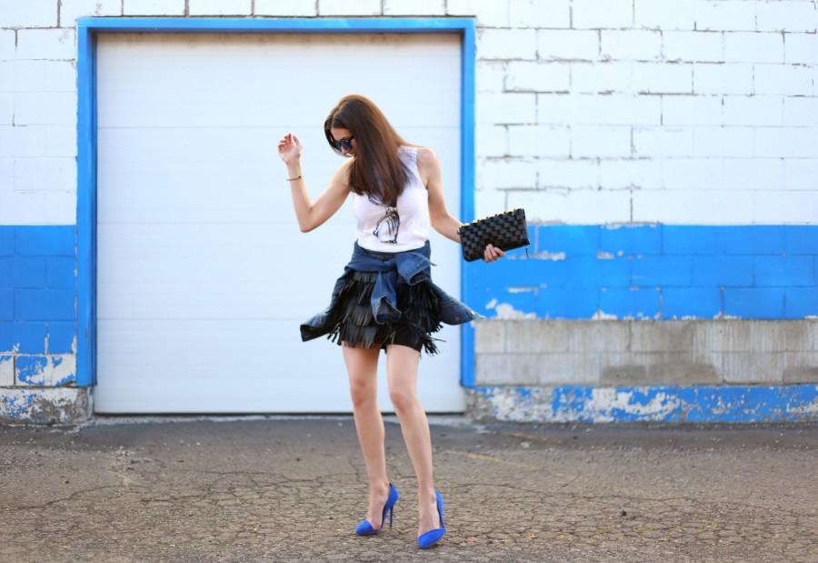 Fringe Skirt 4b