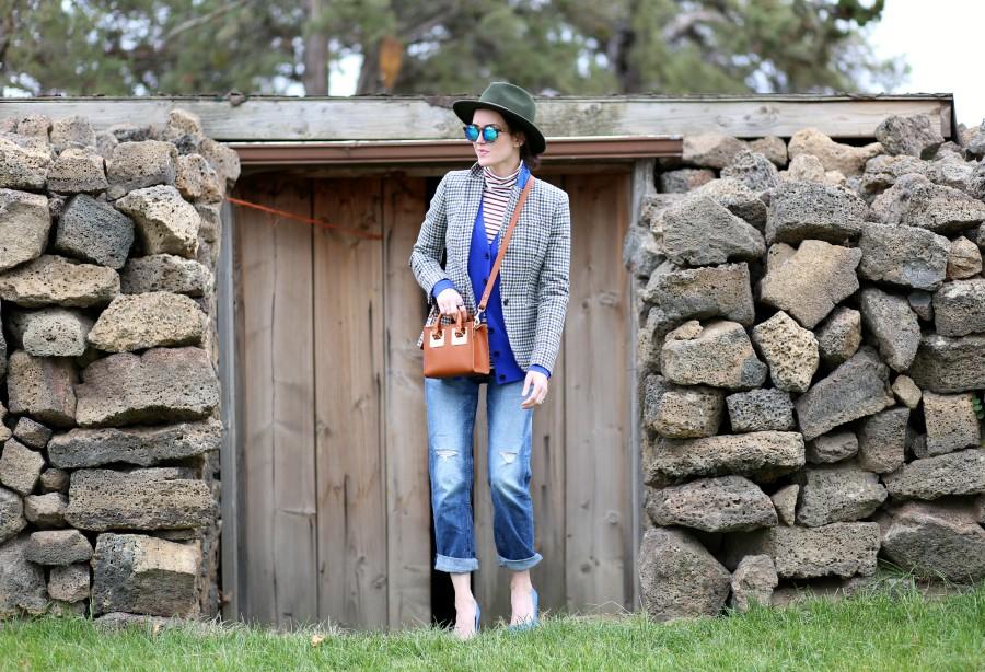 Tweed Blazer 2a