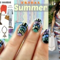 Go On A Tribal Safari This Summer With Aztec Prints!!!