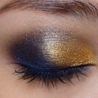 The Glint Of Glitter And The Shine Of Shimmer- Metallic Eyeshadow- A Summer Trend